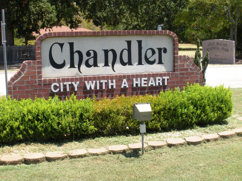 Chandler Sign