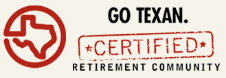 Go Texan - Certified Retirement Community