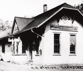 Chandler Railroad Station