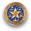 Seal of the City of Chandler, Texas