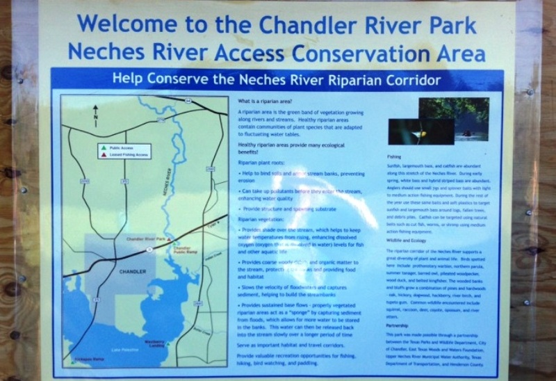 Welcome to Chandler River Park